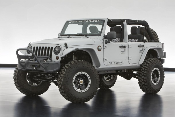 Jeep six concepts for Easter Jeep Safari 2013 (4)