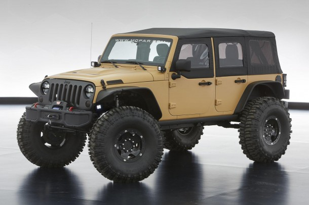 Jeep six concepts for Easter Jeep Safari 2013 (9)
