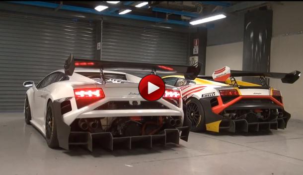 Lamborghini Gallardo SuperTrofeo