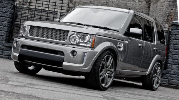 Land Rover Discovery 3.0 TDV6 XS RS300 by A.Kahn Design (1)
