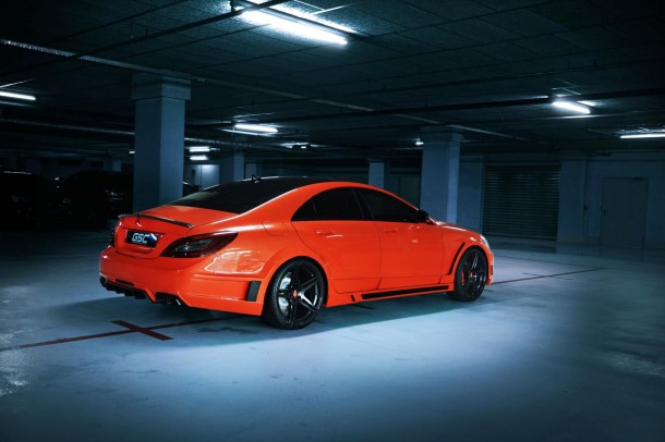 Mercedes-Benz CLS63 AMG by German Special Customs (4)