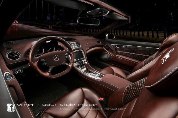Mercedes-Benz SL-Class by Vilner (1)