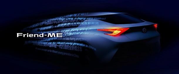 Nissan Friend-ME concept car 2