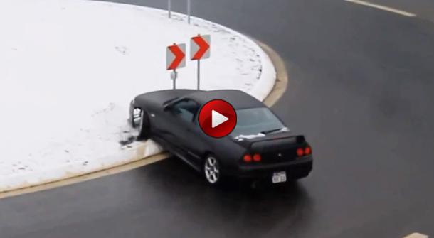 Nissan GT-R R33