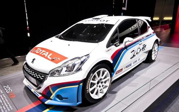 Peugeot 208 T16 Live in Geneva 2013 (5)