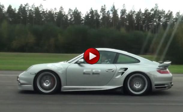 Porsche 997 Turbo Vs Nissan GT-R