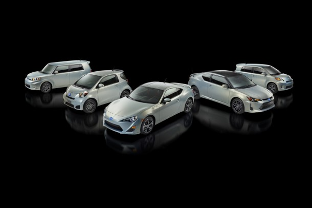 Scion 10 Series lineup (1)