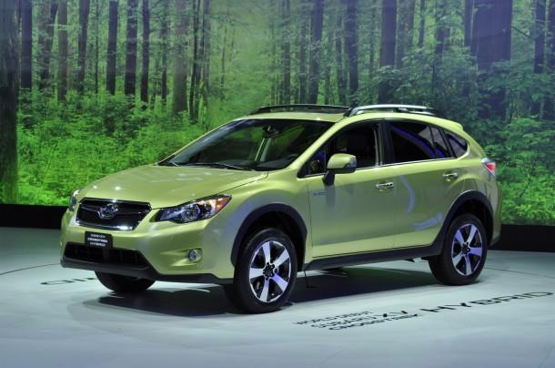 Subaru XV Crosstrek Hybrid (1)