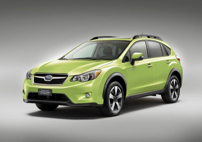 Subaru XV Crosstrek Hybrid 2014 (2)