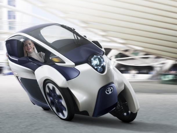 Toyota i-Road Concept (1)