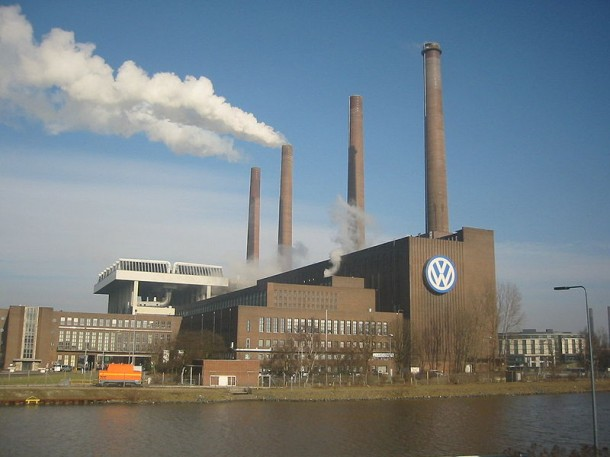 VW-plant-in-Germany