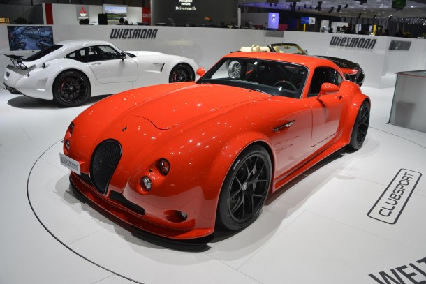 Wiesmann GT MF4-CS live in Geneva (38)