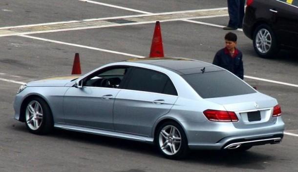 2013 Mercedes-Benz E-L