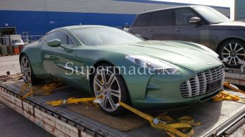 Aston Martin One-77 in Kazakhstan (2)