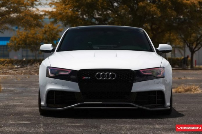 Audi RS5 by OSS Designs and Vossen Wheels (8)
