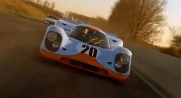 BMW M1 Procar Porsche 917K