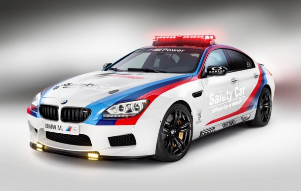 BMW M6 Gran Coupe MotoGP Safety Car (1)