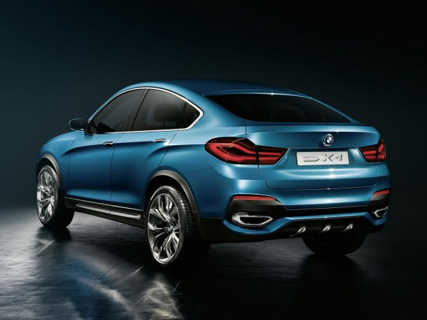 BMW X4 Concept leaked photos (3)
