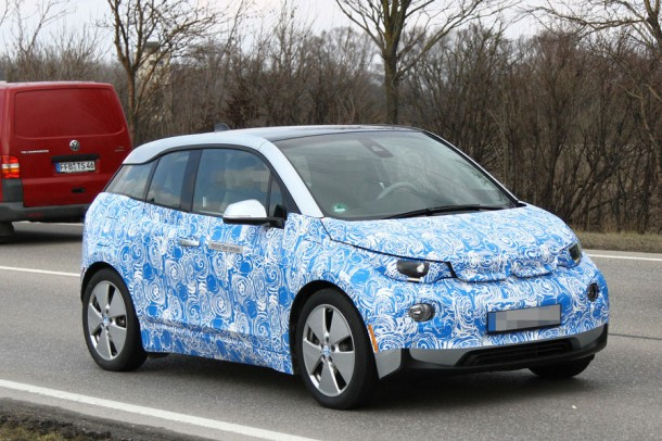BMW i3 spy photos (3)