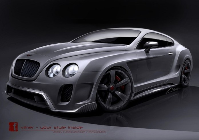 Bentley Continental GT by Vilner (1)