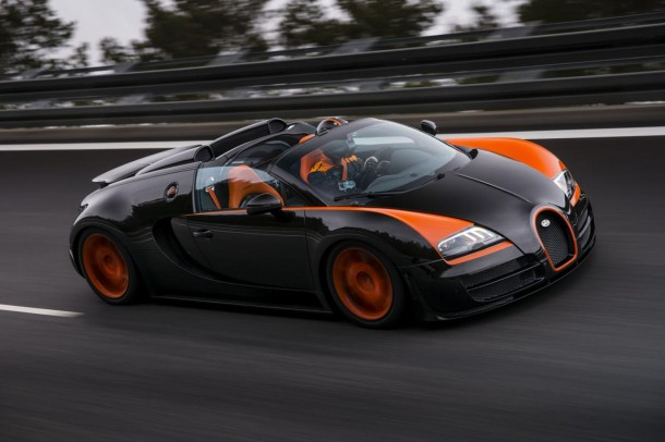 Bugatti Veyron Grand Sport Vitesse World Record Car Edition (2)