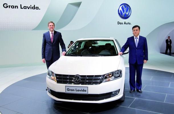 Volkswagen - Auto Shanghai