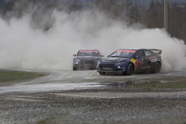 Dodge Dart Global Rallycross Championship (2)