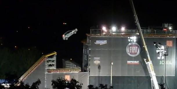 Fiat Punto fail jump