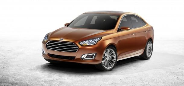 Ford Escort Concept (1)