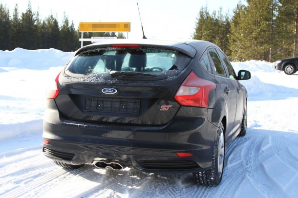 Ford Focus RS Mule (1)