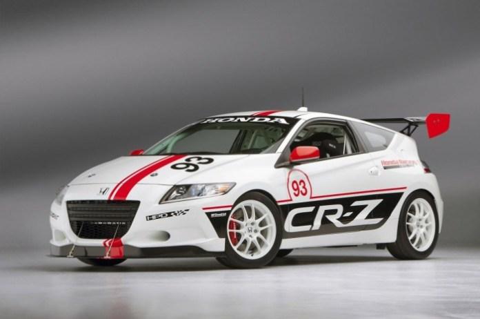 Honda CR-Z Pikes Peak