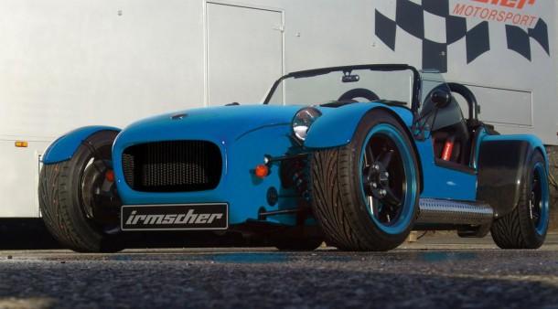 Irmscher Roadster Turbo Sport 45