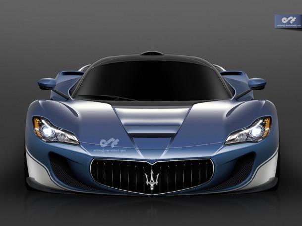 LaFerrari-based Maserati supercar maserati