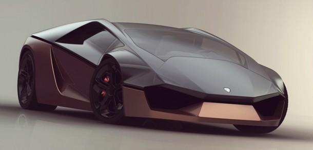 Lamborghini Ganador Concept Study