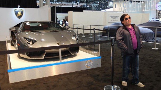 Lamborghini Kid
