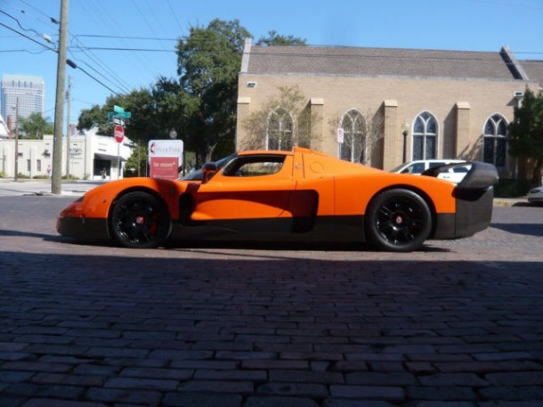 Maserati MC12 with Ferrari FXX Updates for sale (1)