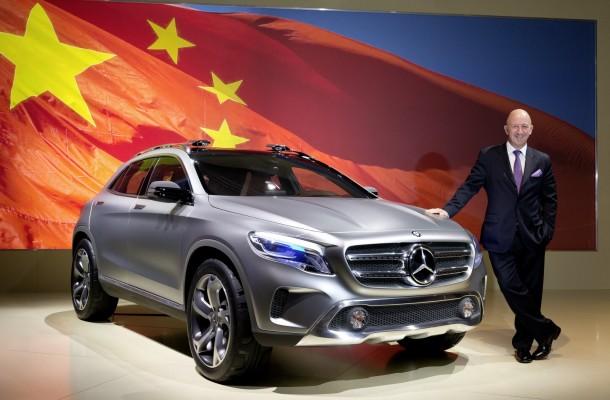 Mercedes GLA Concept (7)