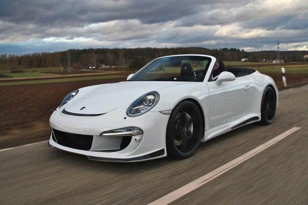 Porsche 911 Carrera S Convertible by Gemballa (4)