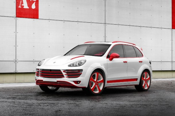 Porsche Cayenne Vantage 2 Red Dragon by TopCar (1)