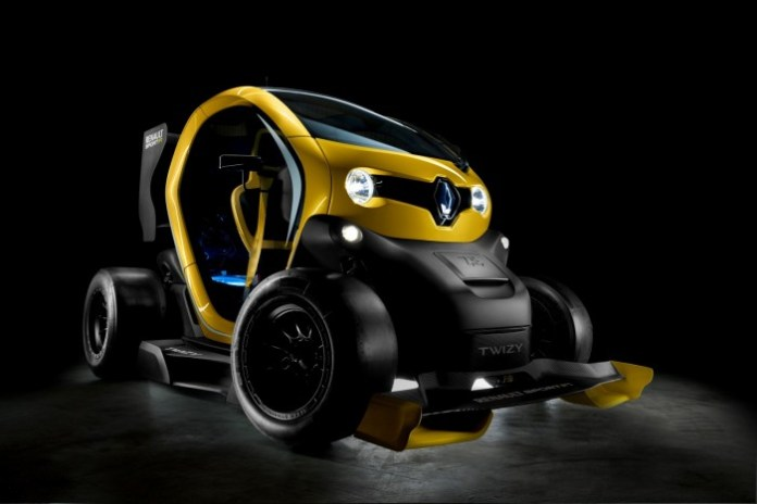 Renault Twizy Renault Sport F1 Concept (1)