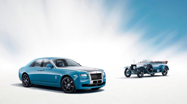 Rolls-Royce Ghost Alpine Trial Centenary Edition (1)