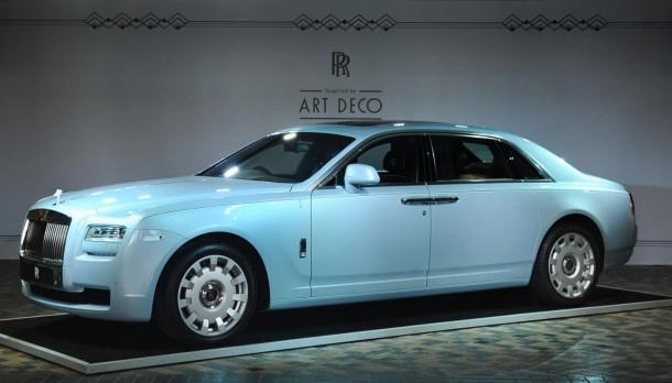 Rolls-Royce Ghost Extended Wheelbase Art Deco Edition (1)