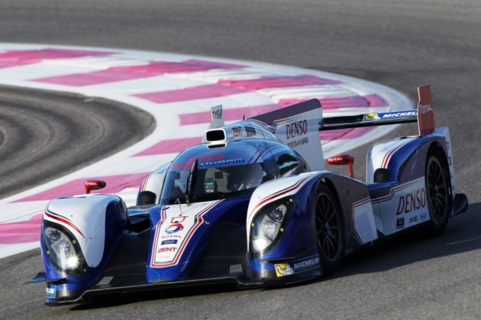 Spa Debut For Toyota Racing Updated TS030 Hybrid (2)