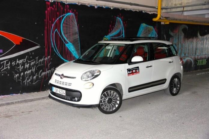 Test Drive: Fiat 500L - 027