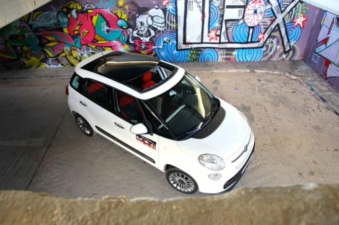 Test Drive: Fiat 500L - 053