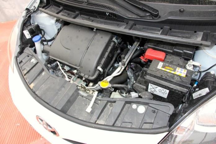 Test Drive: Toyota Aygo Auto - 55