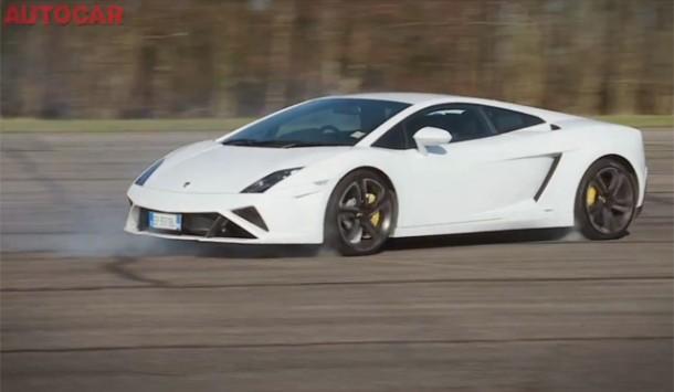 2013 Lamborghini Gallardo vs ESP