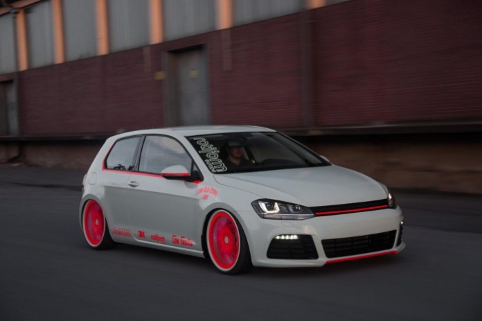 Volkswagen Golf VII Light-Tron by Low-Car-Scene and BlackBox-Richter (1)
