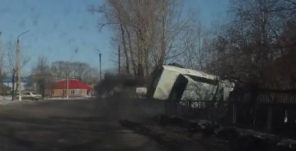 lada crash