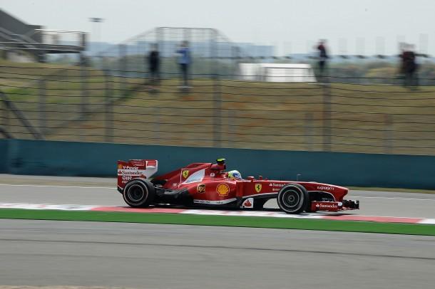 GP CINA F1/2013